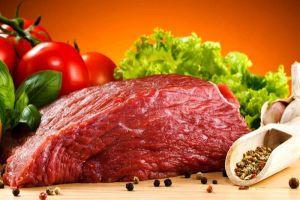 Thịt nạc mông bò mỹ