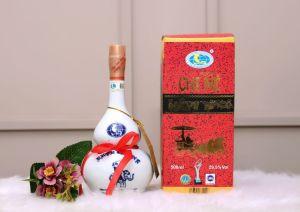 Rượu Chi Nê Chai Hồ Lô Đóng Hộp