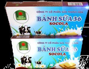Bánh sữa 36 socola